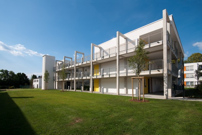 Wohnquartier Bochum, Hiltrop