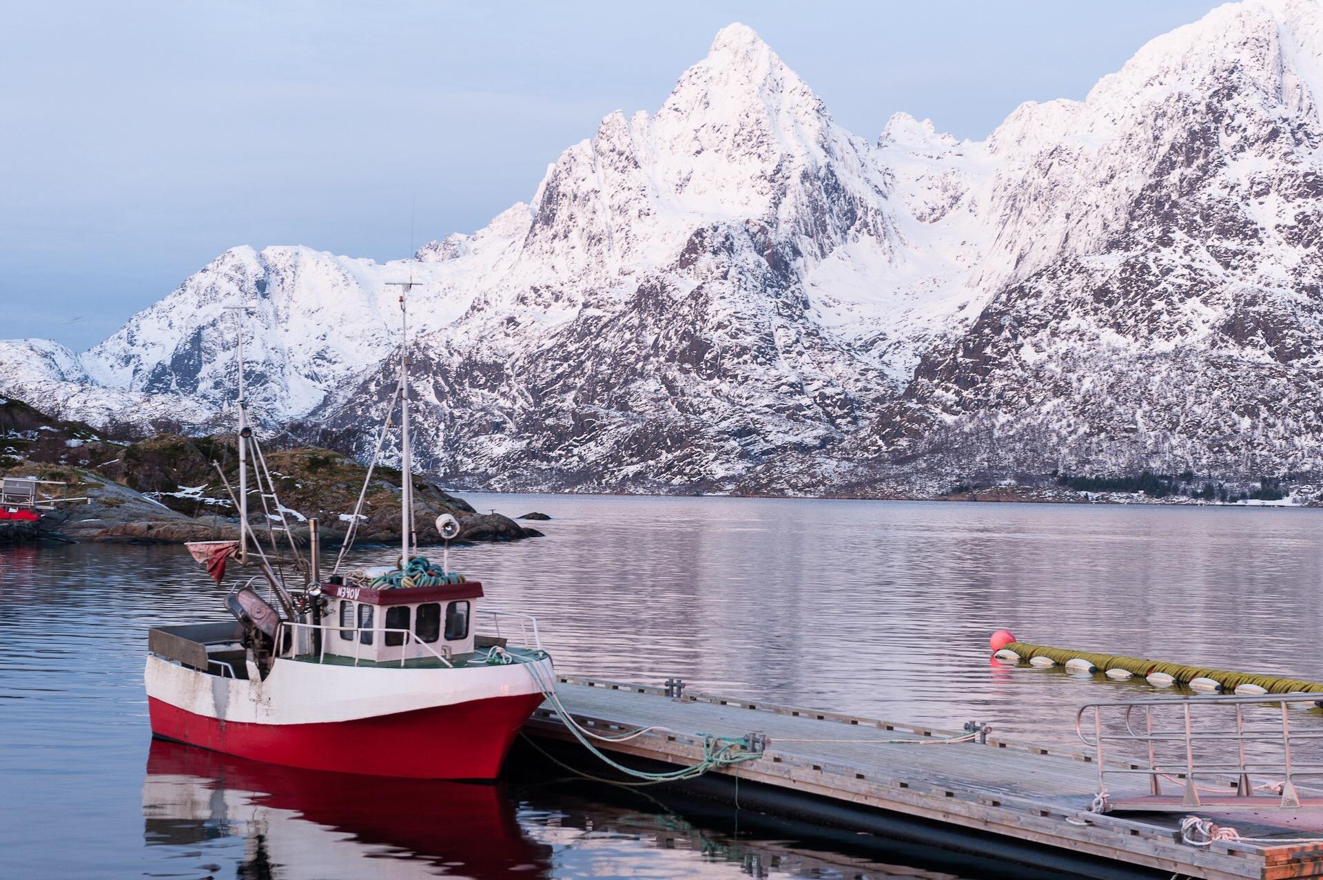 Lofoten 2012, dritter Tag – Bericht vom Fischen